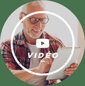 Tuile vidéo